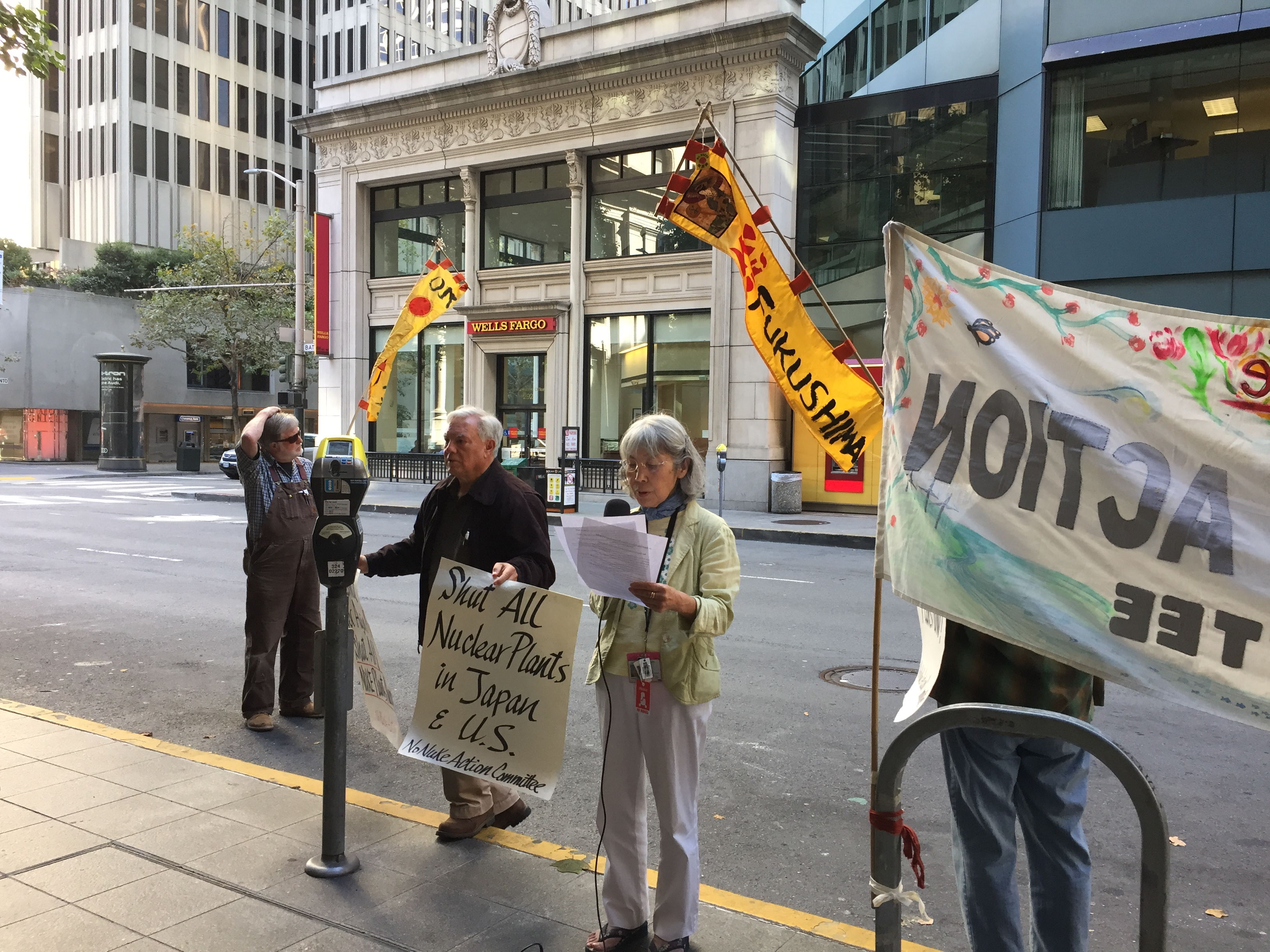 2018-09-11 San Francisco Solidarity